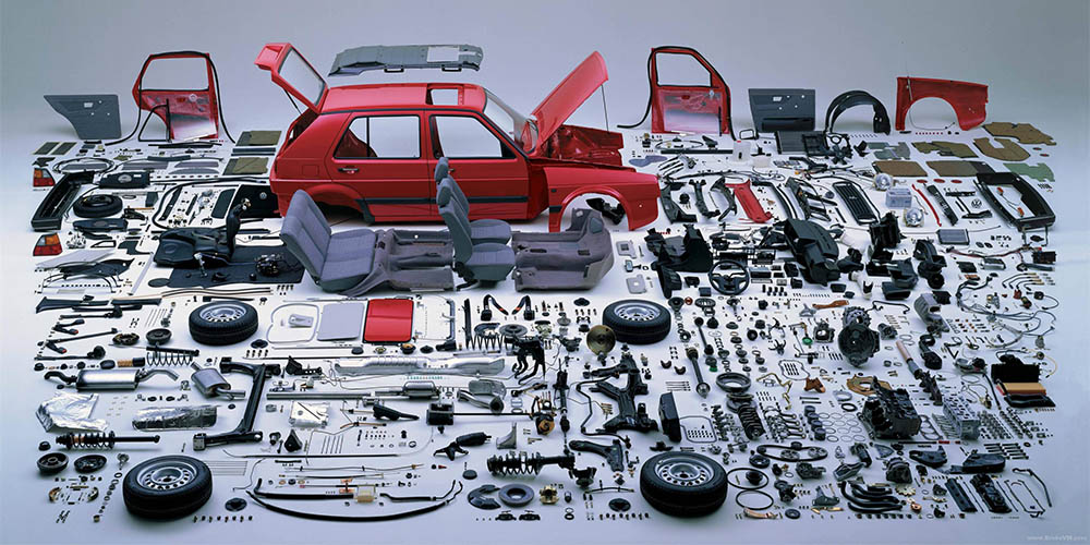 Starting Auto Spare Parts Store Business in South Africa – Business Plan (PDF, Word & Excel)