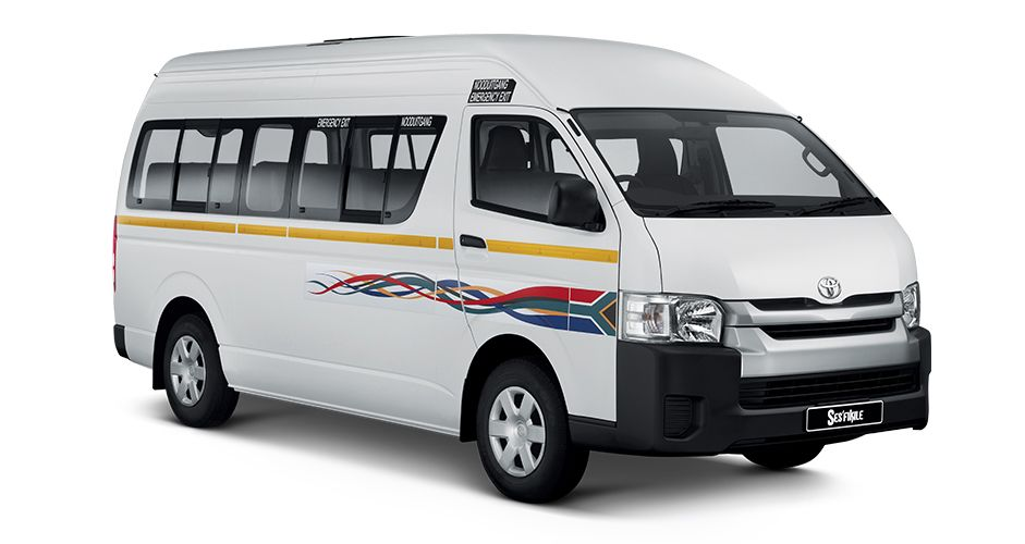 Starting Minibus Taxi Business In South Africa – Business Plan (PDF, Word & Excel)