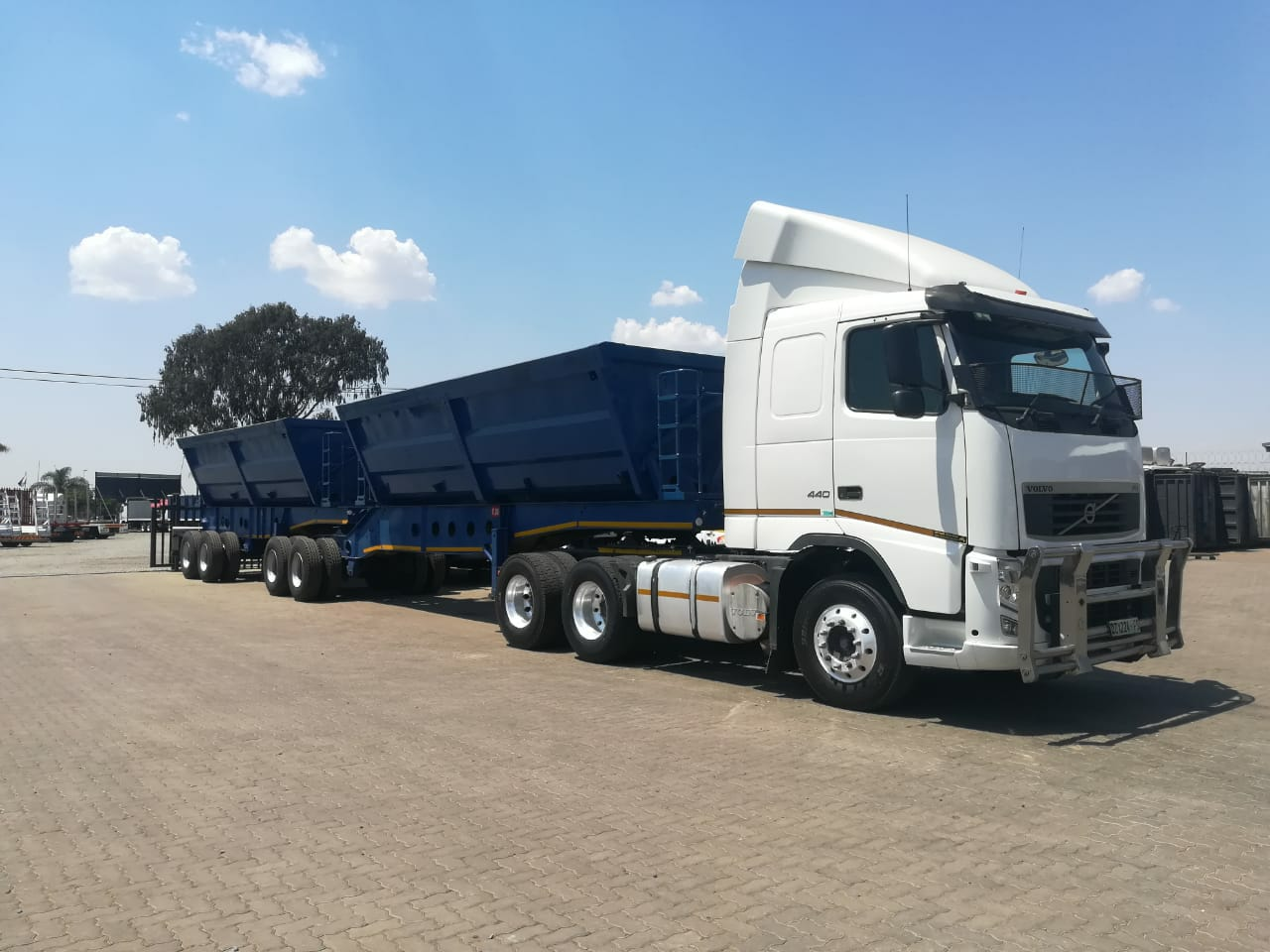 truck business south africa